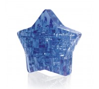 Звезда Crystal Puzzle 3d