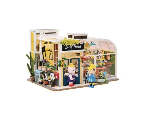 Тэдди домики - Цветочный магазин (Flower Shop)