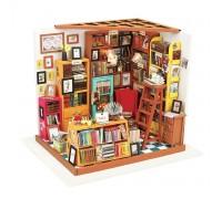 DIY House - Кабинет (Библиотека)