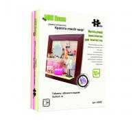 """DIY Mini House Настенная рамка-открытка """"Красота спасёт мир!"""""""