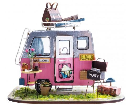 DIY House - Домик на колесах