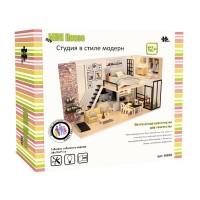 DIY Mini House Студия в стиле модерн